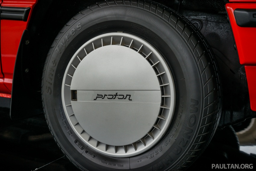 GALERI: Proton Saga dari tiga generasi Image #555113