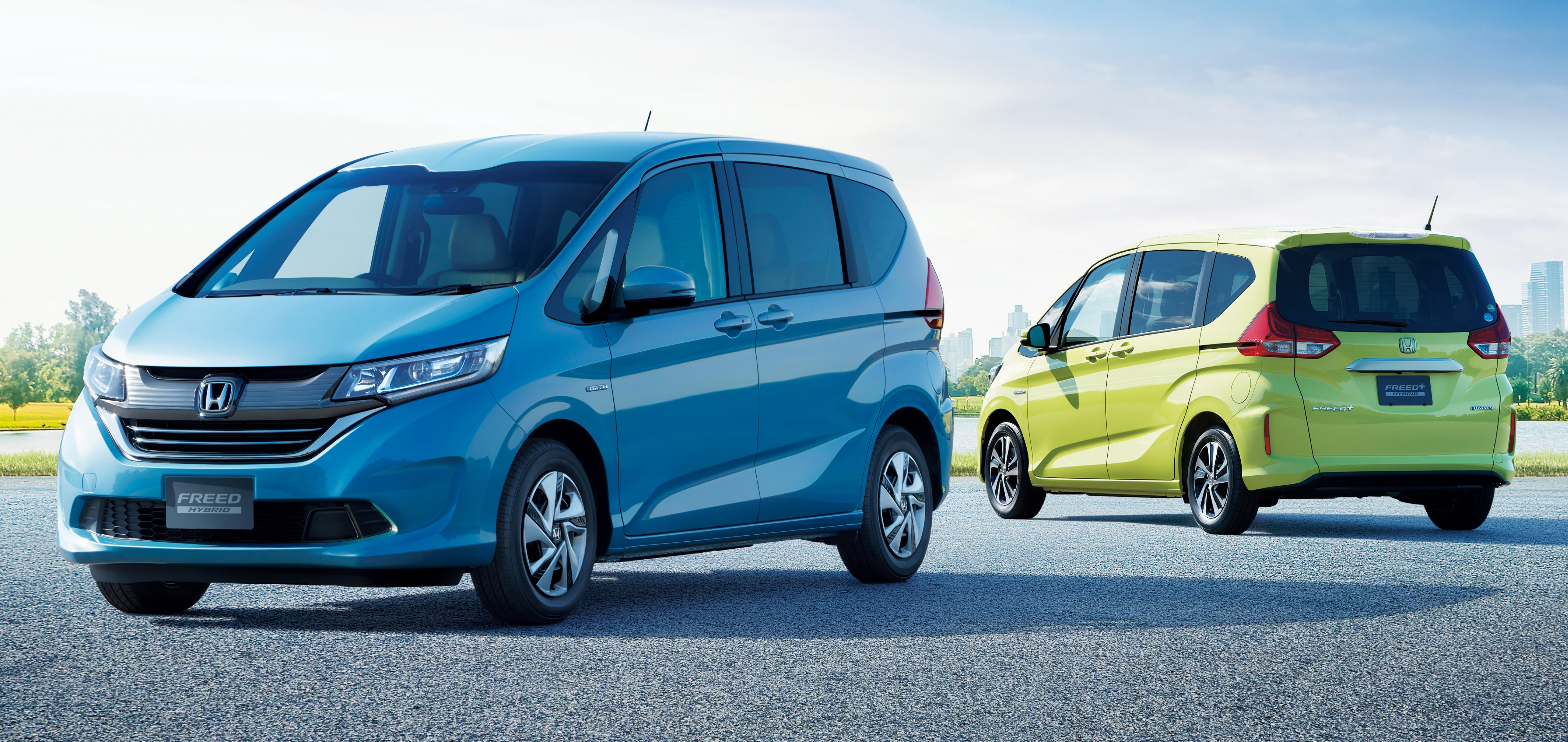 All-new 2016 Honda Freed goes on sale in Japan