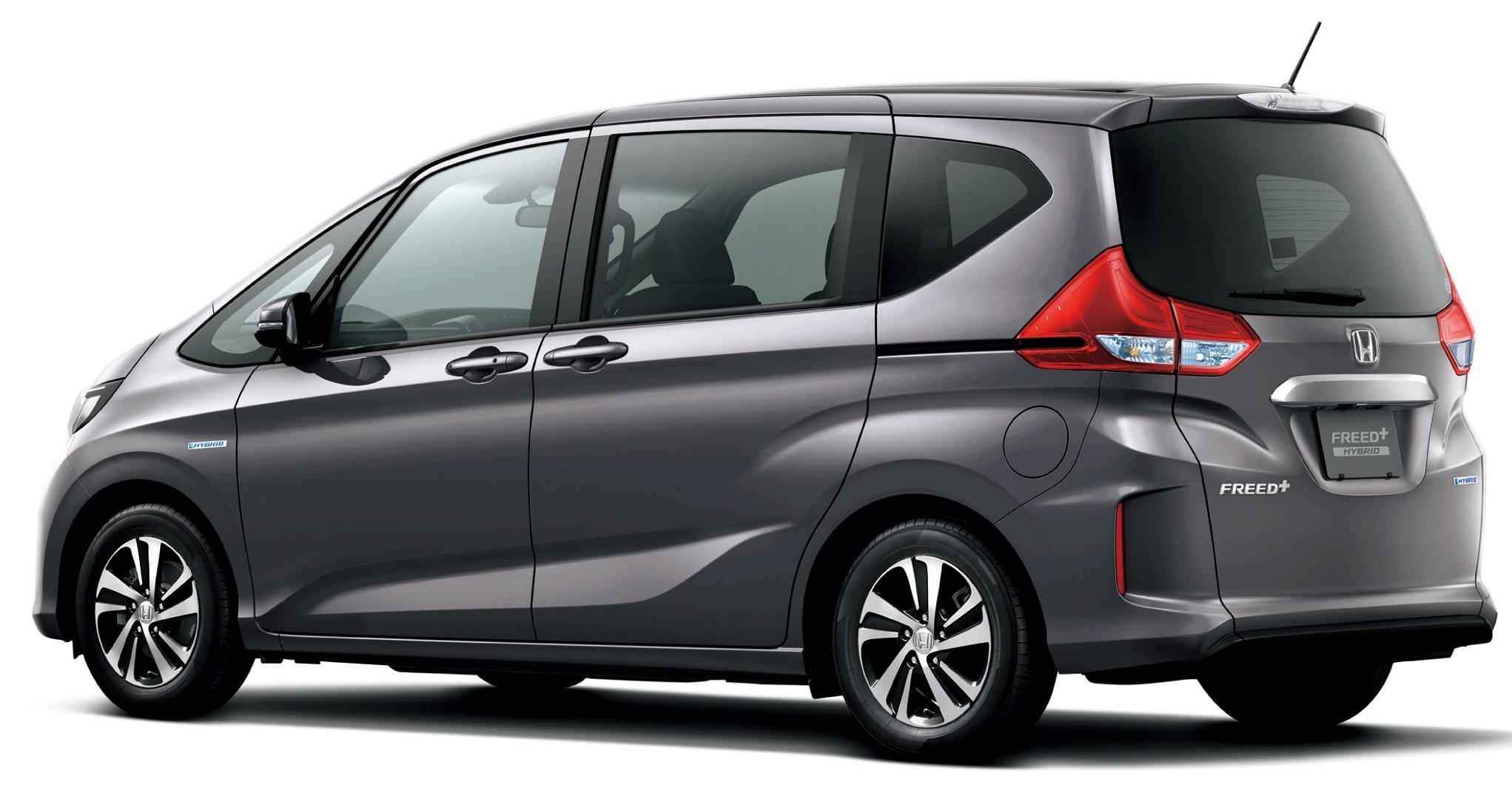 Honda Freed 2016 mula dijual dalam pasaran Jepun Image 550275