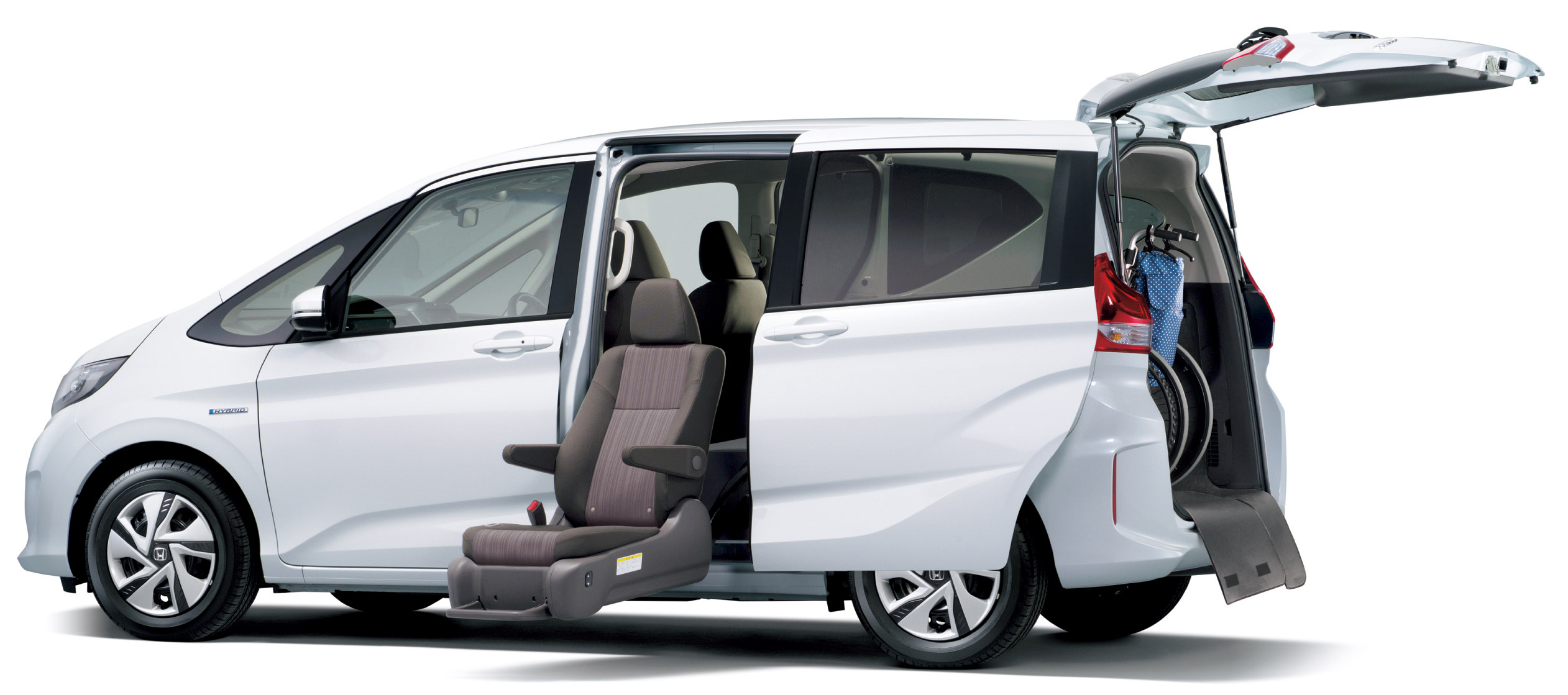 All New 2016 Honda Freed Goes On Sale In Japan Image 549908