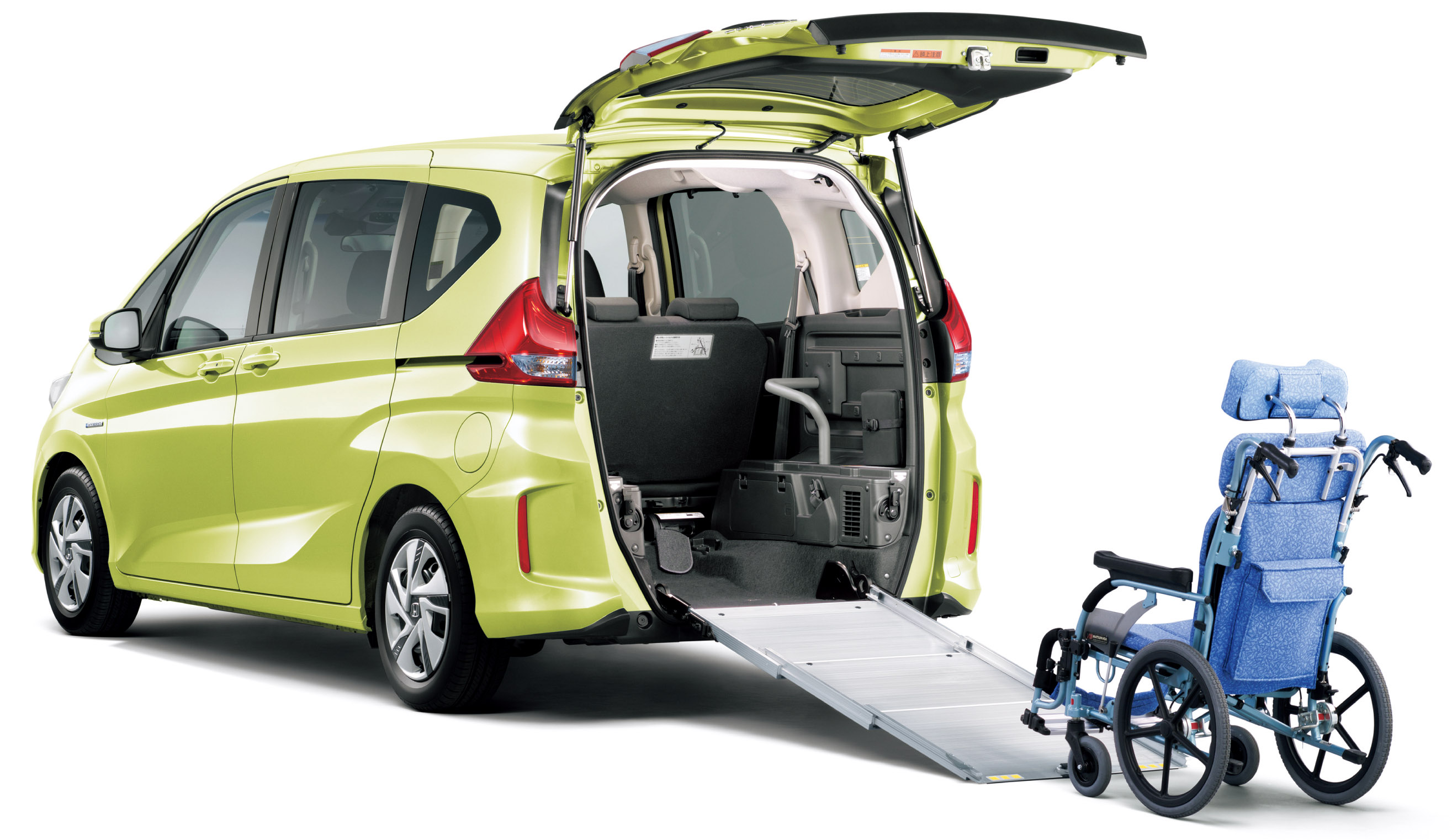 All New 2016 Honda Freed Goes On Sale In Japan Image 549909