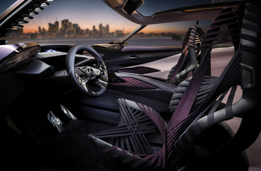 Lexus UX Concept – previewing a new compact SUV Image #557066