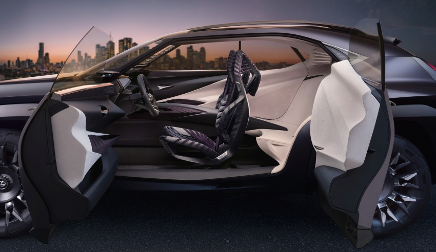 Lexus UX Concept – previewing a new compact SUV Image #557067