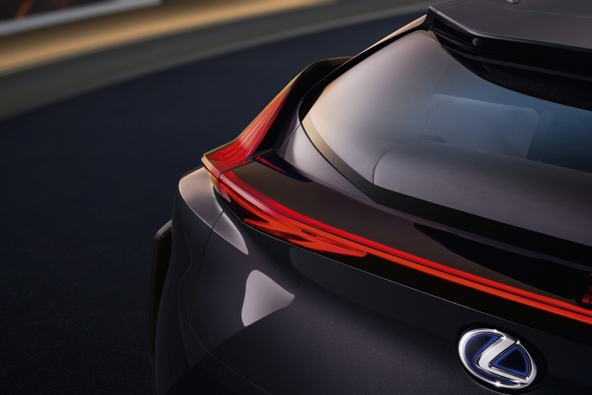 Lexus UX Concept – previewing a new compact SUV Image #557062