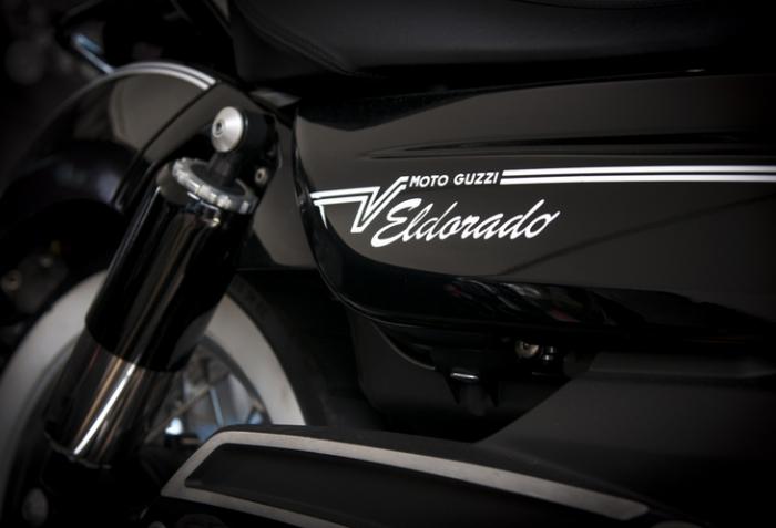 Moto Guzzi Vanguard jeans V8 custom replica Image #545789