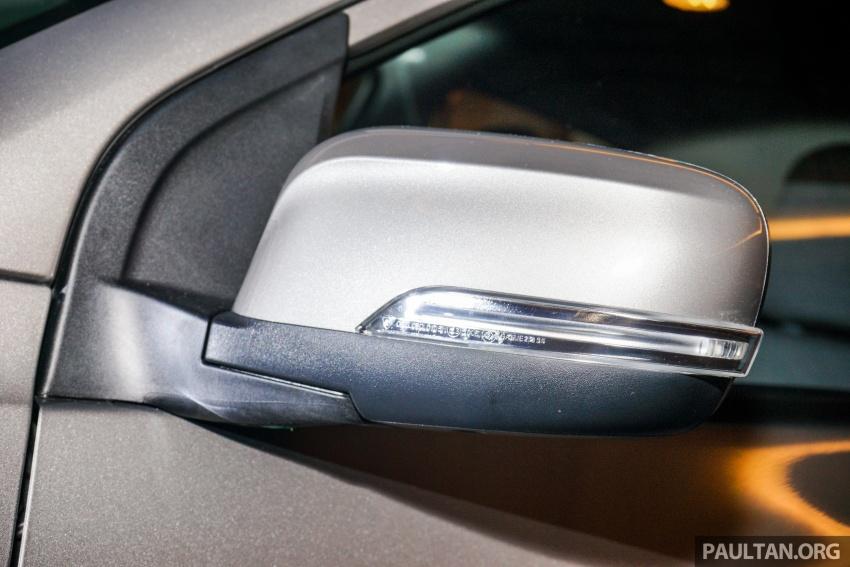Proton Saga 2016 kini dilancarkan secara rasmi – 4 varian, 1.3L VVT, dari RM36,800 hingga RM45,800 Image #555404