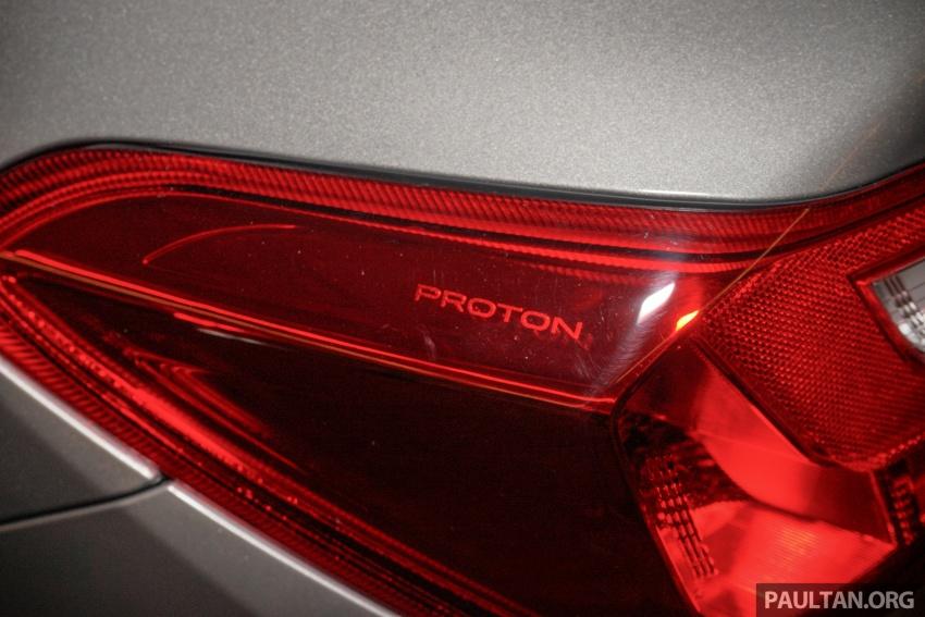 Proton Saga 2016 kini dilancarkan secara rasmi – 4 varian, 1.3L VVT, dari RM36,800 hingga RM45,800 Image #555399