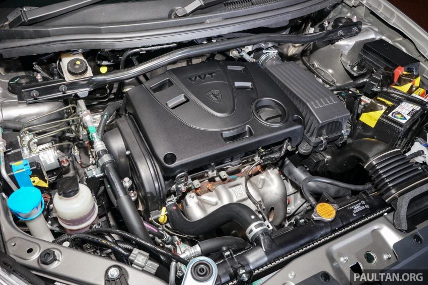 Proton Saga 2016 kini dilancarkan secara rasmi – 4 varian, 1.3L VVT, dari RM36,800 hingga RM45,800 Image #555396