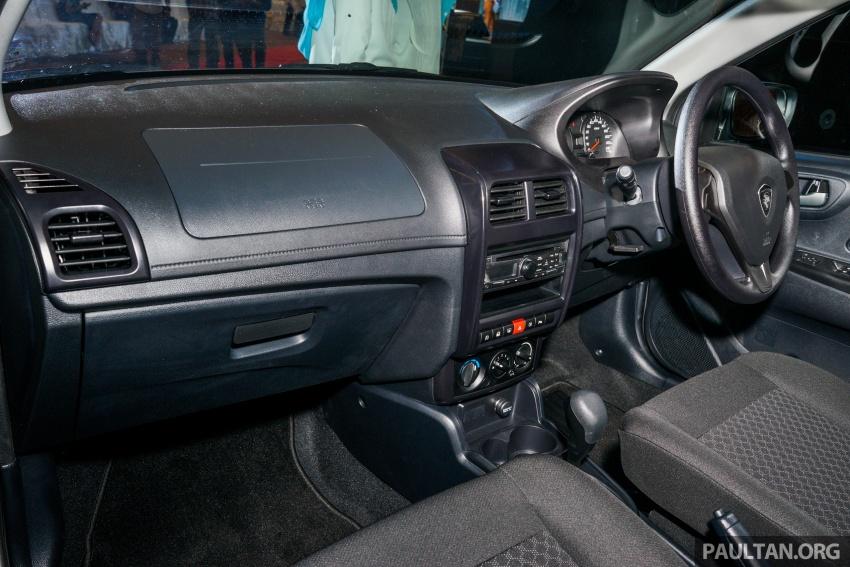 Proton Saga 2016 kini dilancarkan secara rasmi – 4 varian, 1.3L VVT, dari RM36,800 hingga RM45,800 Image #555392