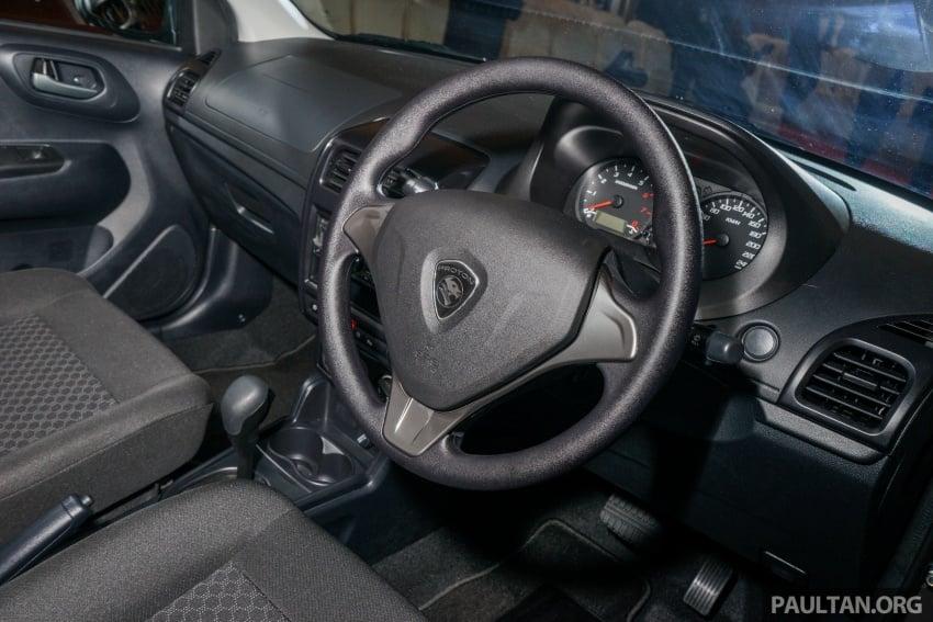 Proton Saga 2016 kini dilancarkan secara rasmi – 4 varian, 1.3L VVT, dari RM36,800 hingga RM45,800 Image #555391