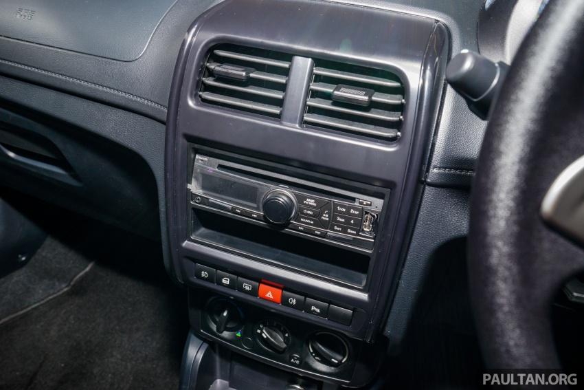 Proton Saga 2016 kini dilancarkan secara rasmi – 4 varian, 1.3L VVT, dari RM36,800 hingga RM45,800 Image #555386
