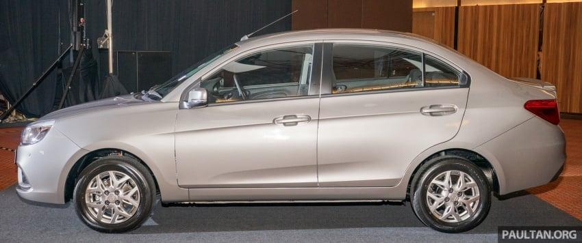 Proton Saga 2016 kini dilancarkan secara rasmi – 4 varian, 1.3L VVT, dari RM36,800 hingga RM45,800 Image #555414