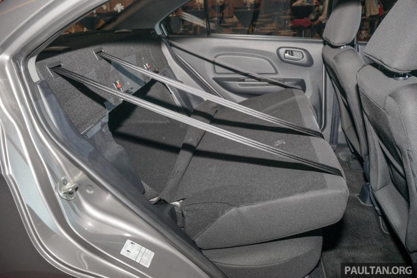 Proton Saga 2016 kini dilancarkan secara rasmi – 4 varian, 1.3L VVT, dari RM36,800 hingga RM45,800 Image #555334
