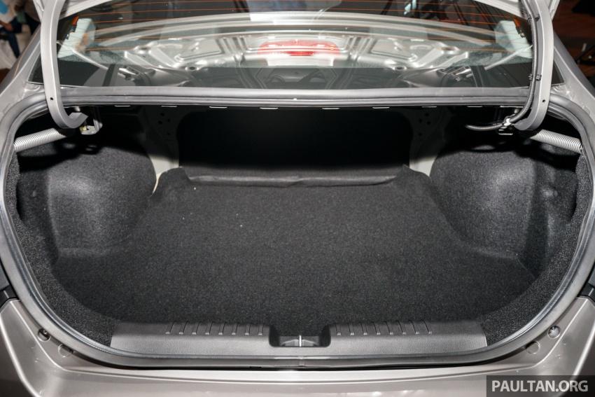 Proton Saga 2016 kini dilancarkan secara rasmi – 4 varian, 1.3L VVT, dari RM36,800 hingga RM45,800 Image #555333