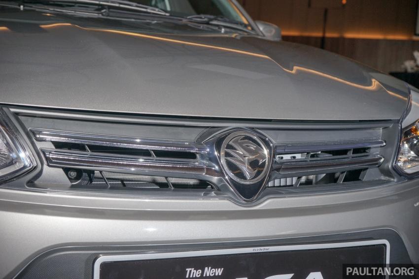 Proton Saga 2016 kini dilancarkan secara rasmi – 4 varian, 1.3L VVT, dari RM36,800 hingga RM45,800 Image #555409