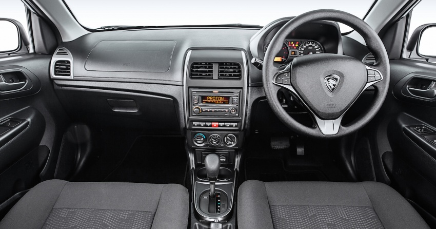 DRIVEN: 2016 Proton Saga first impressions review – meet the true challenger to the Perodua Bezza Image #553203