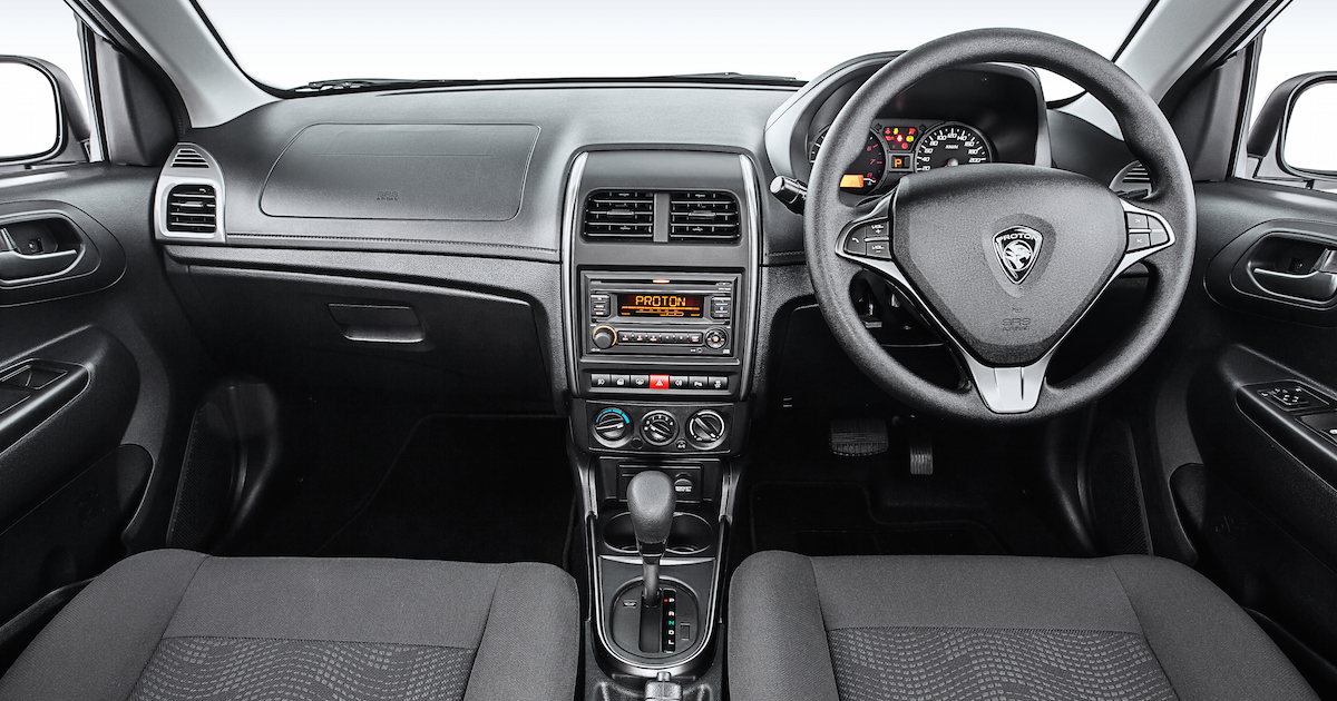 DRIVEN: 2016 Proton Saga first impressions review – meet ...