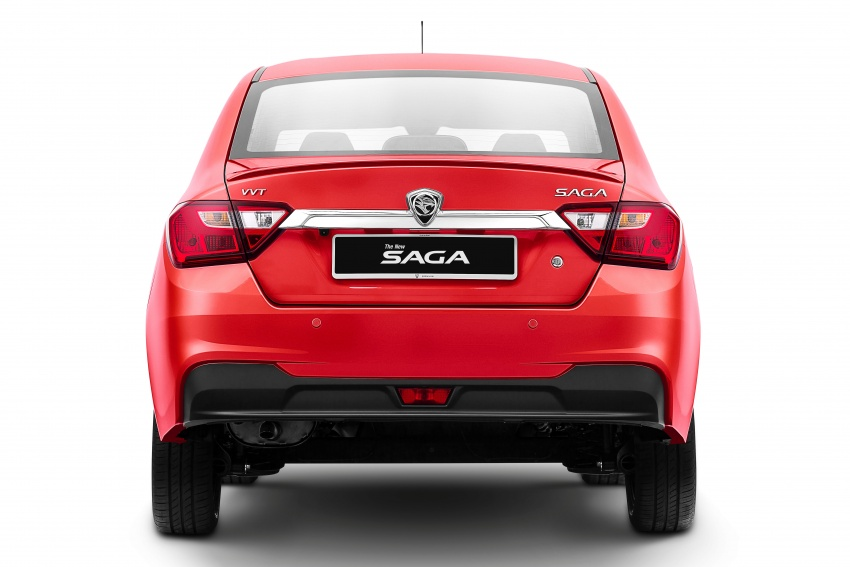 2016 Proton Saga 1.3L launched – RM37k to RM46k Image #555216