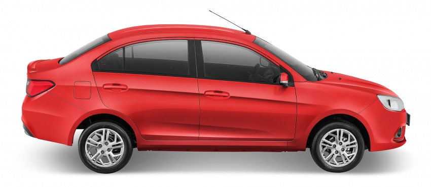 2016 Proton Saga 1.3L launched – RM37k to RM46k Image #555239