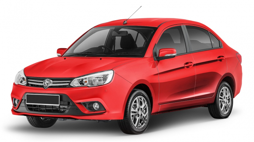 2016 Proton Saga 1.3L launched – RM37k to RM46k Image #555245