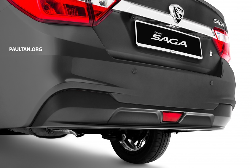 2016 Proton Saga details – 1.3 VVT, pricing between RM37k to RM46k; variant-by-variant specs detailed Image #552934