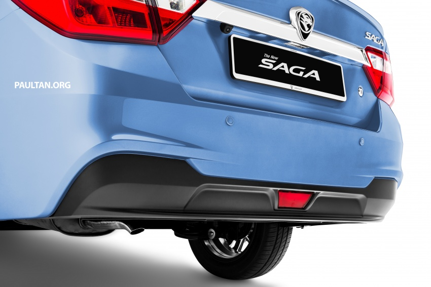 2016 Proton Saga details – 1.3 VVT, pricing between RM37k to RM46k; variant-by-variant specs detailed Image #552935