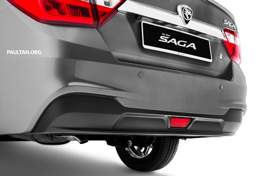 2016 Proton Saga details – 1.3 VVT, pricing between RM37k to RM46k; variant-by-variant specs detailed Image #552936