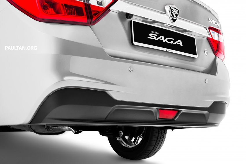 2016 Proton Saga details – 1.3 VVT, pricing between RM37k to RM46k; variant-by-variant specs detailed Image #552939
