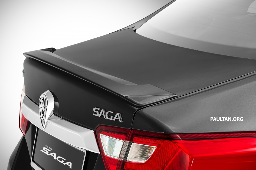 2016 Proton Saga details – 1.3 VVT, pricing between RM37k to RM46k; variant-by-variant specs detailed Image #552950