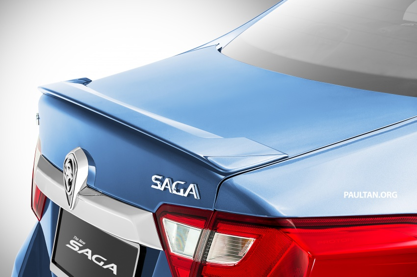 2016 Proton Saga details – 1.3 VVT, pricing between RM37k to RM46k; variant-by-variant specs detailed Image #552951