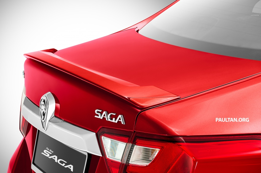 2016 Proton Saga details – 1.3 VVT, pricing between RM37k to RM46k; variant-by-variant specs detailed Image #552953