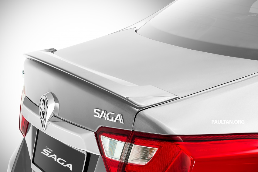 2016 Proton Saga details – 1.3 VVT, pricing between RM37k to RM46k; variant-by-variant specs detailed Image #552955