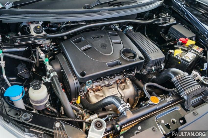 Proton Saga 2016 kini dilancarkan secara rasmi – 4 varian, 1.3L VVT, dari RM36,800 hingga RM45,800 Image #555289