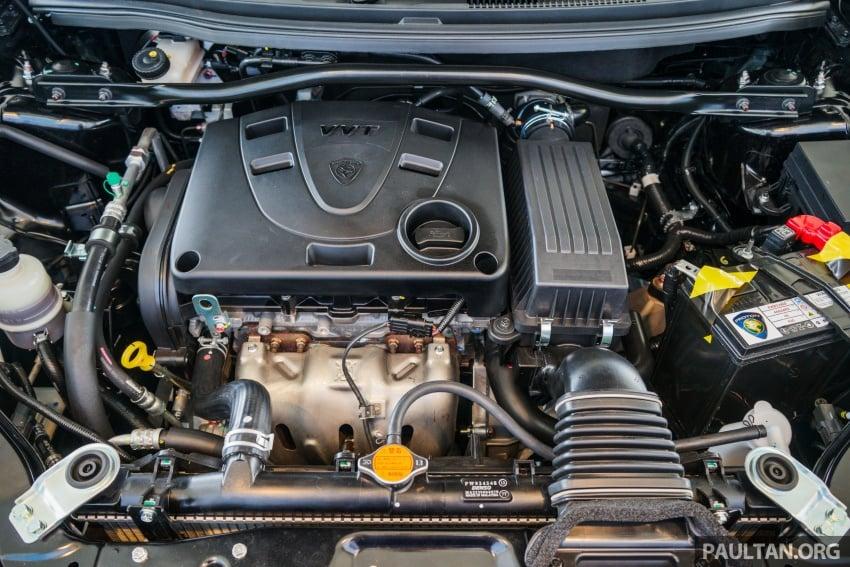 Proton Saga 2016 kini dilancarkan secara rasmi – 4 varian, 1.3L VVT, dari RM36,800 hingga RM45,800 Image #555290