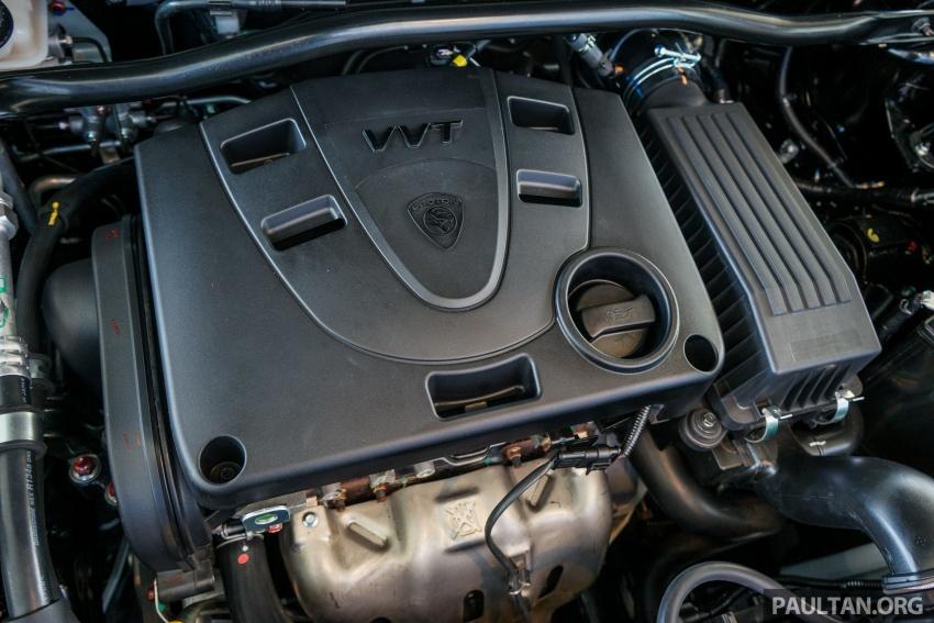 Proton Saga 2016 kini dilancarkan secara rasmi – 4 varian, 1.3L VVT, dari RM36,800 hingga RM45,800 Image #555287