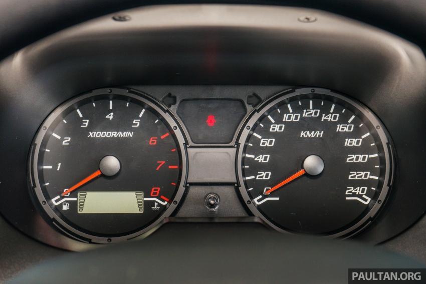 Proton Saga 2016 kini dilancarkan secara rasmi – 4 varian, 1.3L VVT, dari RM36,800 hingga RM45,800 Image #555282