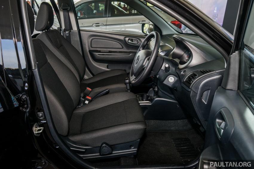 Proton Saga 2016 kini dilancarkan secara rasmi – 4 varian, 1.3L VVT, dari RM36,800 hingga RM45,800 Image #555267