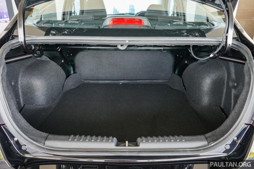 Proton Saga 2016 kini dilancarkan secara rasmi – 4 varian, 1.3L VVT, dari RM36,800 hingga RM45,800 Image #555266