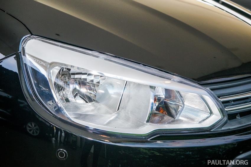 Proton Saga 2016 kini dilancarkan secara rasmi – 4 varian, 1.3L VVT, dari RM36,800 hingga RM45,800 Image #555312