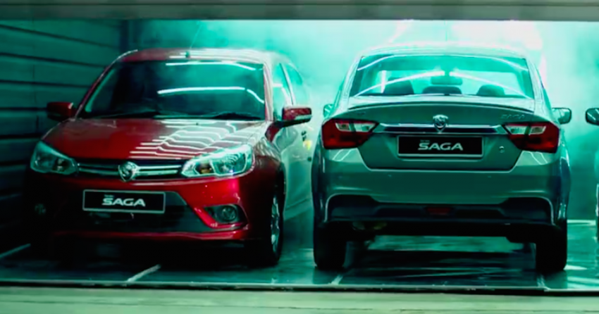 2016 Proton Saga fully revealed in new teaser video! Image #553343