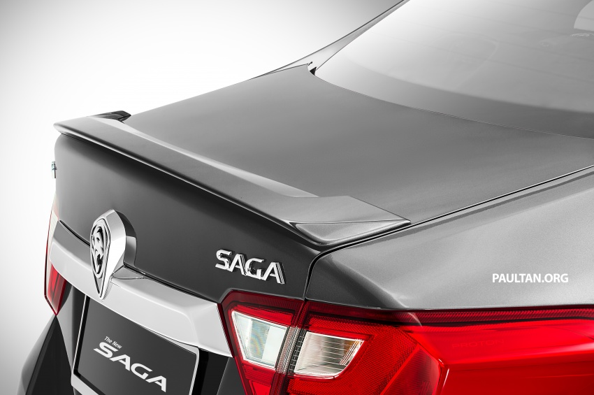 DRIVEN: 2016 Proton Saga first impressions review – meet the true challenger to the Perodua Bezza Image #553088