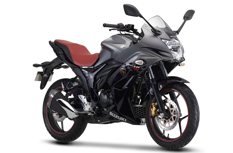 2016 Suzuki Gixxer special editions - RM4,948 in India