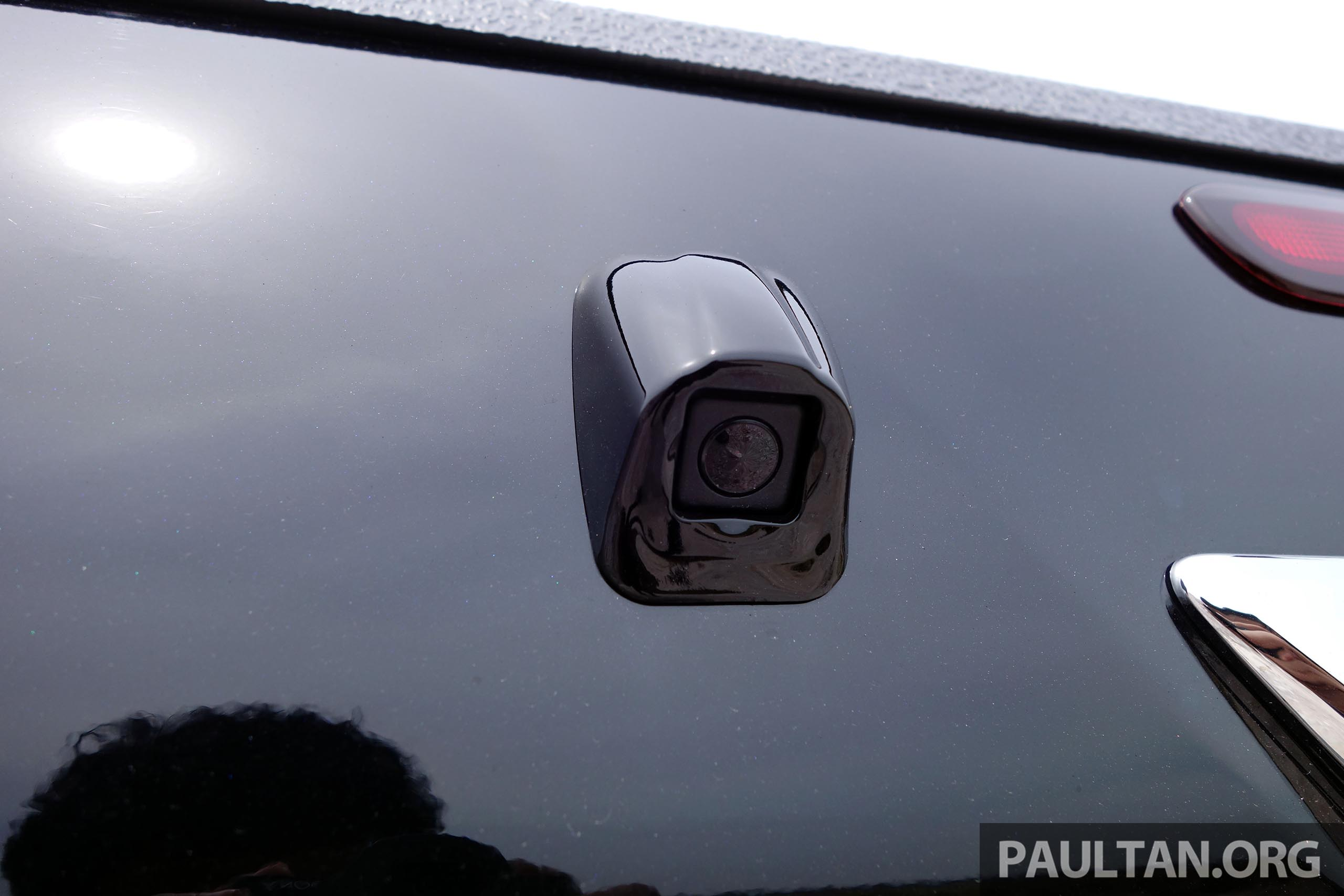 Pandu Uji Toyota Hilux 2 8g Ketangkasan Dalam Imej