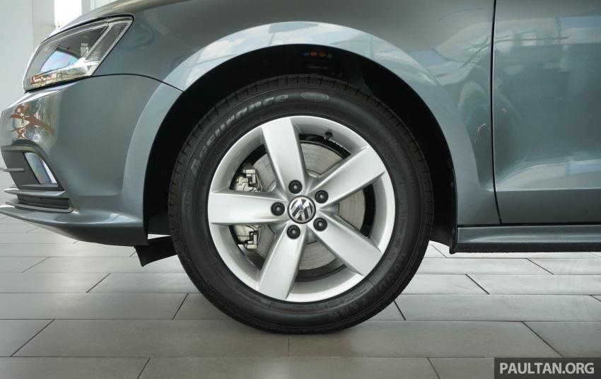 Volkswagen Jetta 2016 dilancarkan di Malaysia – tiga varian, 1.4 TSI turbo tunggal, harga bermula RM109k Image #553902