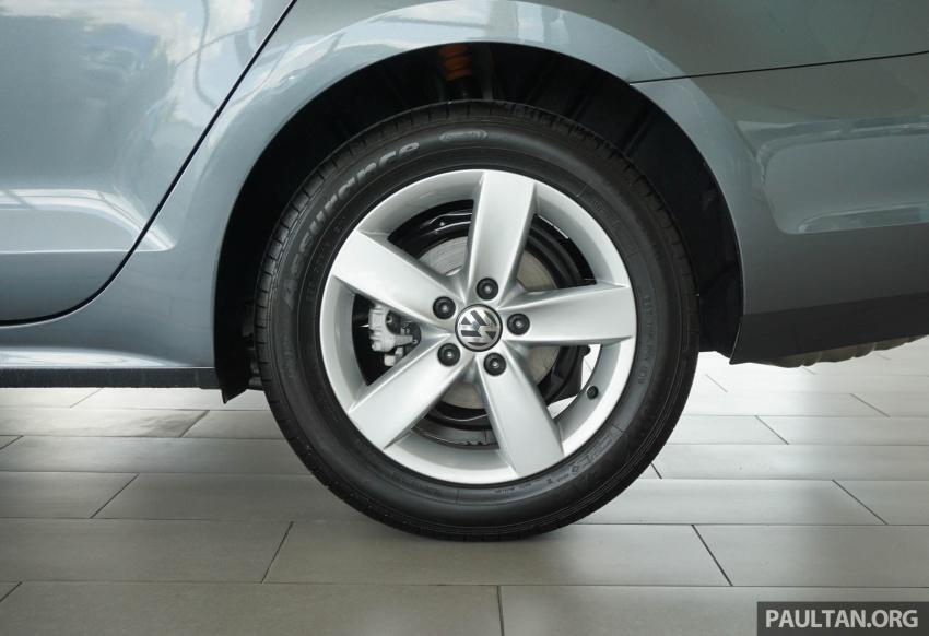 Volkswagen Jetta 2016 dilancarkan di Malaysia – tiga varian, 1.4 TSI turbo tunggal, harga bermula RM109k Image #553905