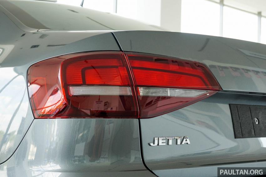 Volkswagen Jetta 2016 dilancarkan di Malaysia – tiga varian, 1.4 TSI turbo tunggal, harga bermula RM109k Image #553912