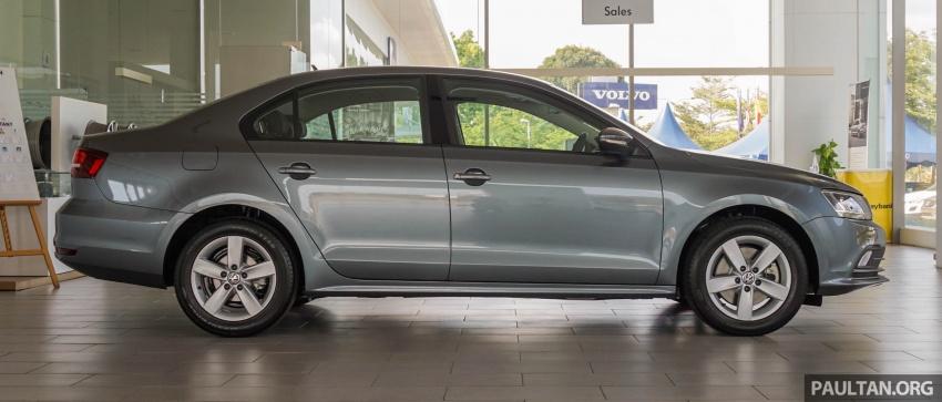 Volkswagen Jetta 2016 dilancarkan di Malaysia – tiga varian, 1.4 TSI turbo tunggal, harga bermula RM109k Image #553891