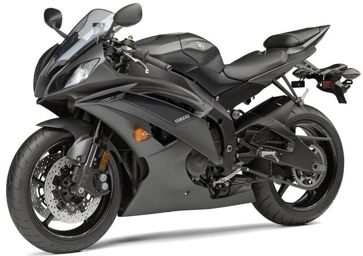 Yamaha R Back