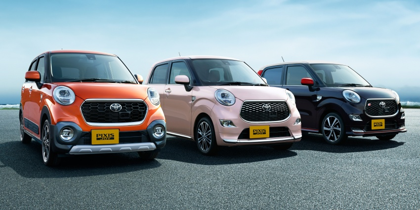 Toyota Pixis Joy launched – a Cast by another name Image #542413