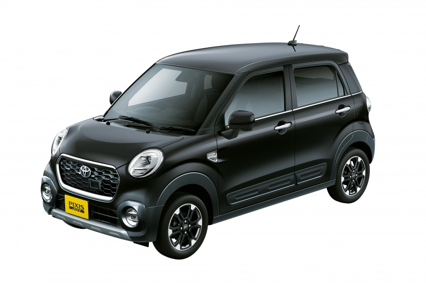 Toyota Pixis Joy launched – a Cast by another name Image #542417